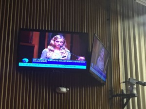 San Diego Surfrider Policy Manager Julia Chunn-Heer testifies at the January Coastal Commission hearing.