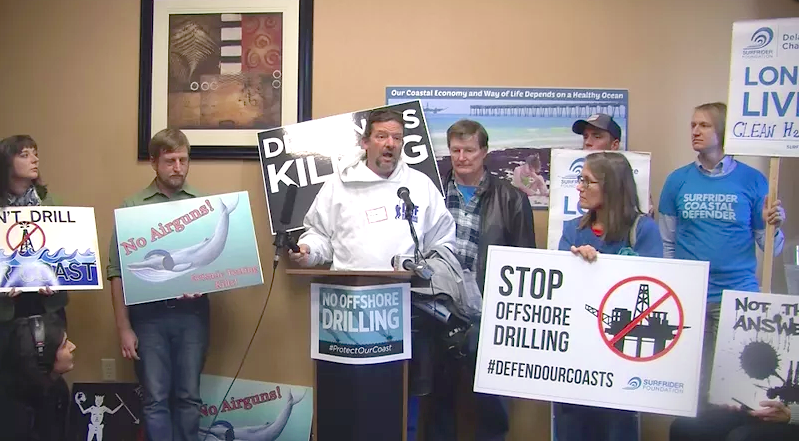 More from the #DrillingisKilling campaign