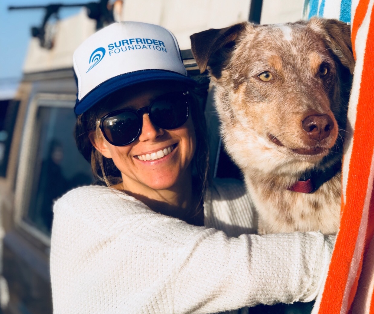 GET TO KNOW: Mandy Sackett, Surfrider's California Policy Coordinator, defender of beaches