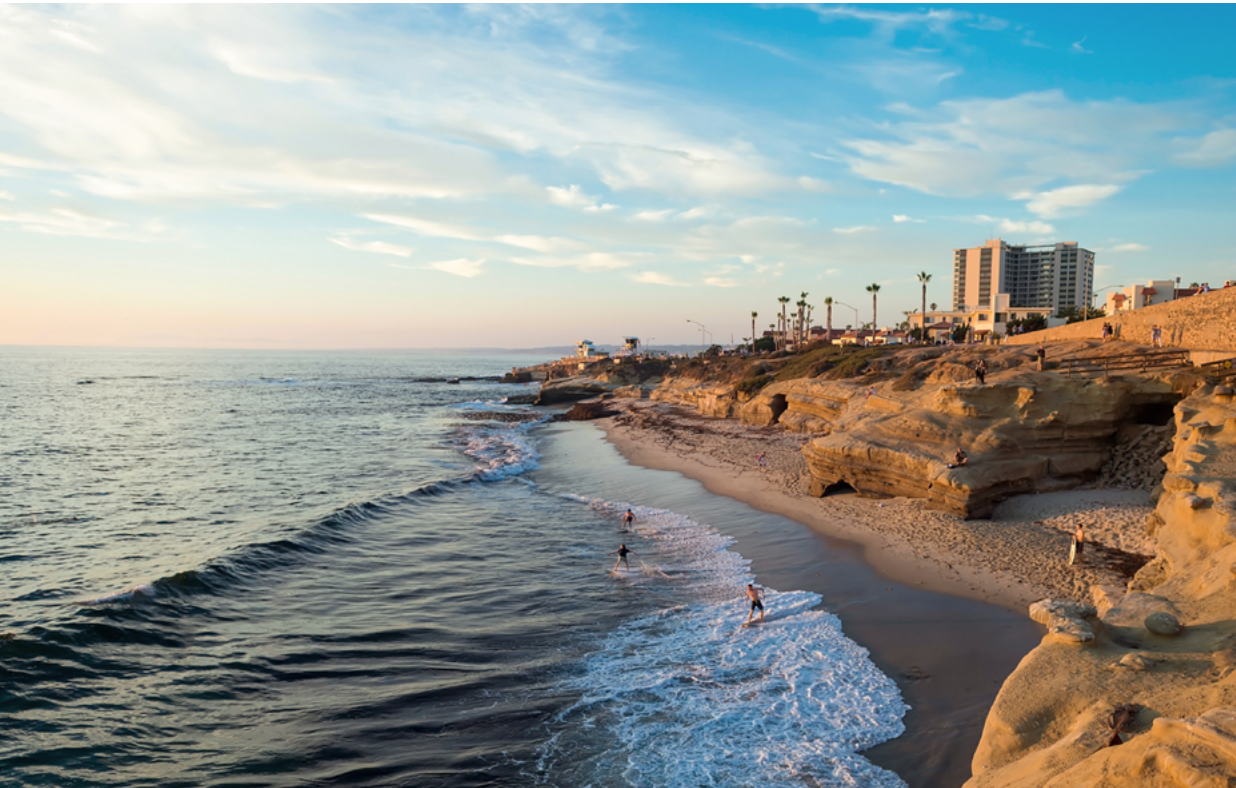 California Update: State of the Beach, Sea Level Rise and more