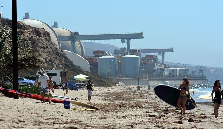 Radioactive Effluent Release Happening Memorial Day Weekend at San Onofre Nuclear Plant