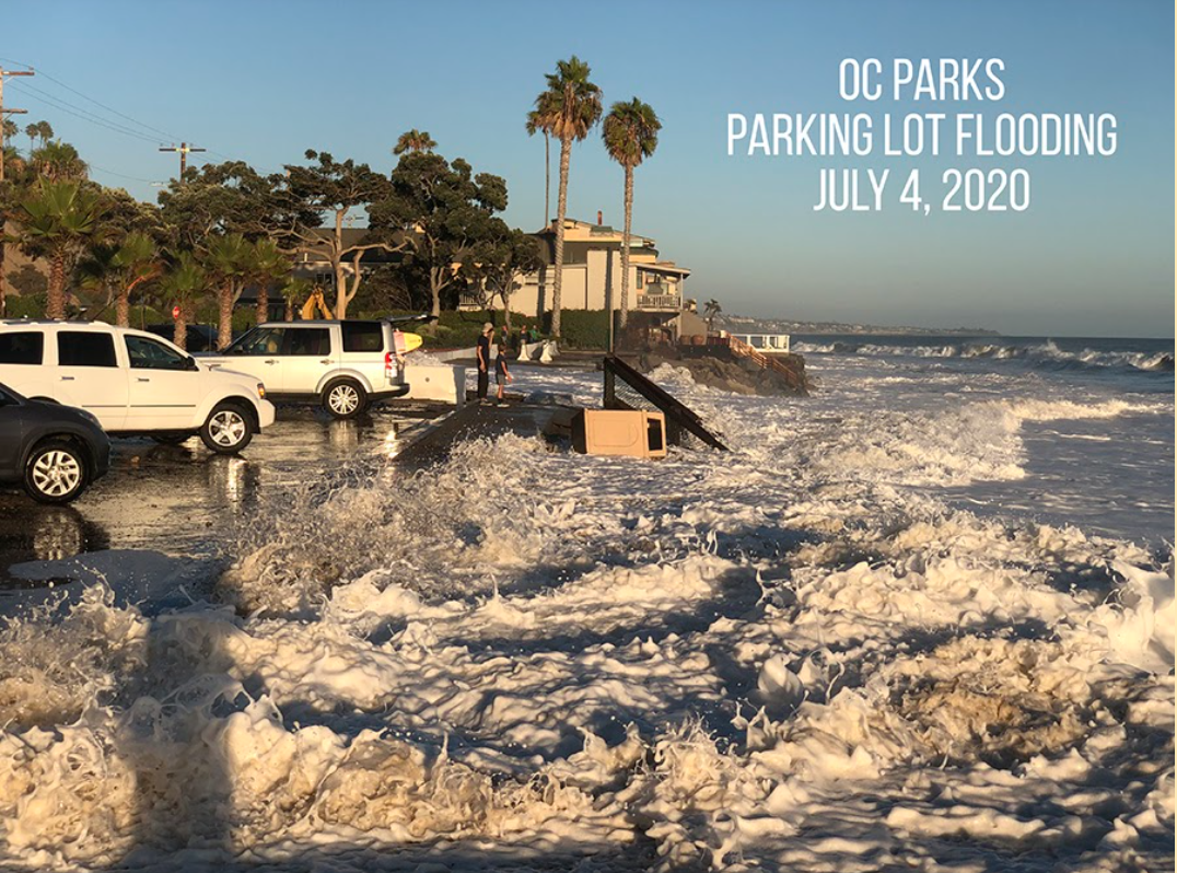 SAVE CAPISTRANO BEACH – not a parking lot!