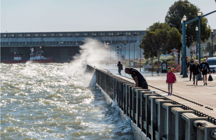 King Tides: A Preview of Our Future Coasts