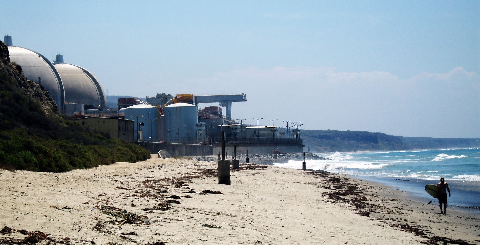 Weekly Round Up – Poseidon Updates, Peace Paddle, San Onofre Nuclear Plant & More!