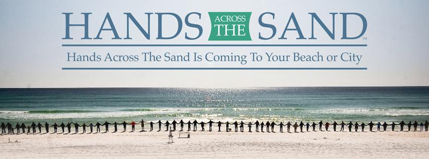 Weekly Round Up – Hands Across the Sand, May Coastal Commission Report
