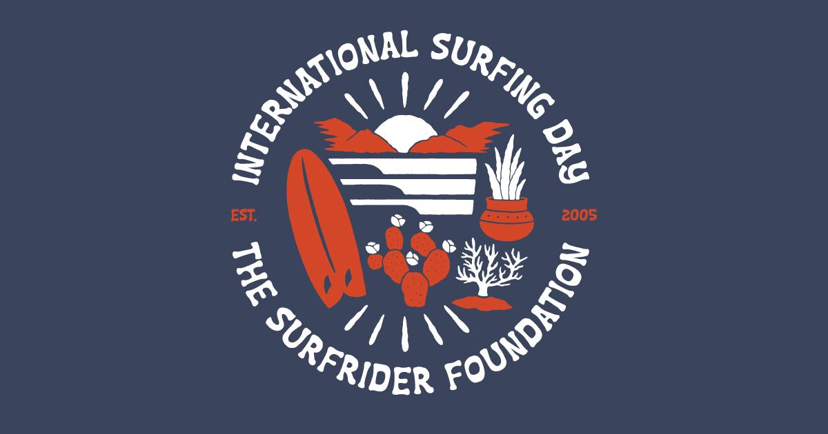 Celebrate International Surfing Day, Saturday June 19th!