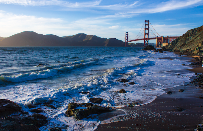Weekly Roundup – Keep Bay Area Beaches Free, Seawall Video, Groundwater Rise and More!